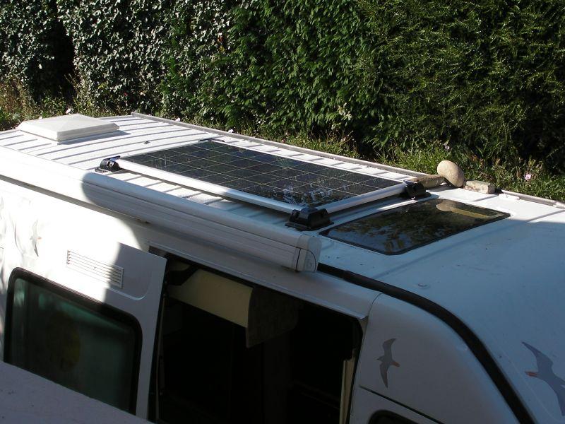 Exemple d installation at boutique en ligne for Eclairage solaire interieur